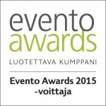 EventoAwards2015-voittaja